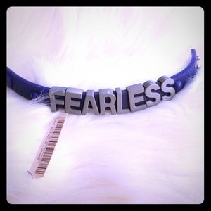 BCBGENERATION FEARLESS Affirmation Bracelet